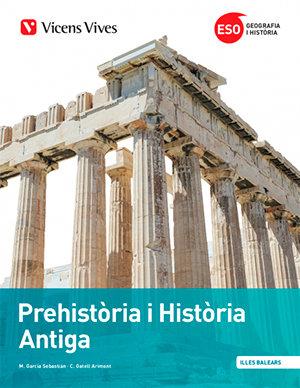 Prehistoria i historia antiga balears