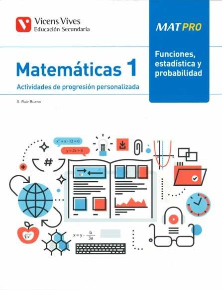 Mat pro 1 funciones, estadistica y probabilidad
