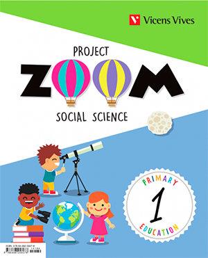 Social science 1ºep cd+welcome 18 zoom