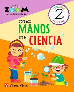 Cuaderno naturaleza 2ºep manos ciencia zoom 18