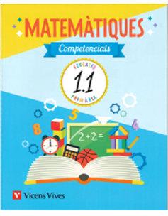 Quaderns matematiques competencials 1ºep cataluña