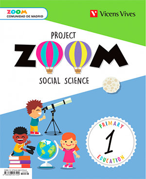 Social science 1ºep madrid with welcome act.18 zoo