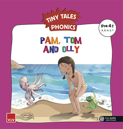 Pam tom and olly tiny tales phonics pre a1