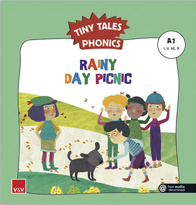 Rainy day picnic tiny tales phonics a1