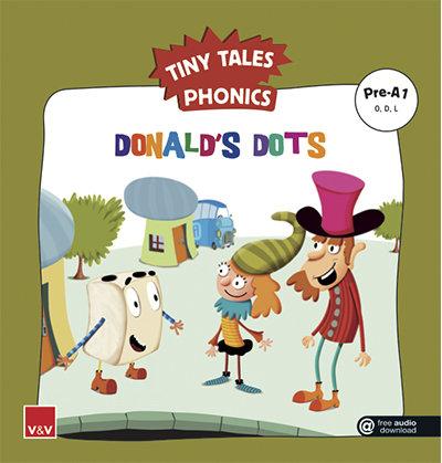 Donalds dots tiny tales phonics pre a1