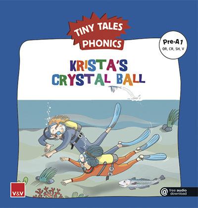Kristas crystal ball tiny tales phonics pre a1