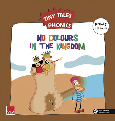 No colours in the k tiny tales phonics pre a1