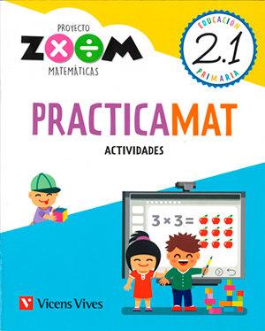 Actividades refuerzo matematicas 2ºep zoom 18
