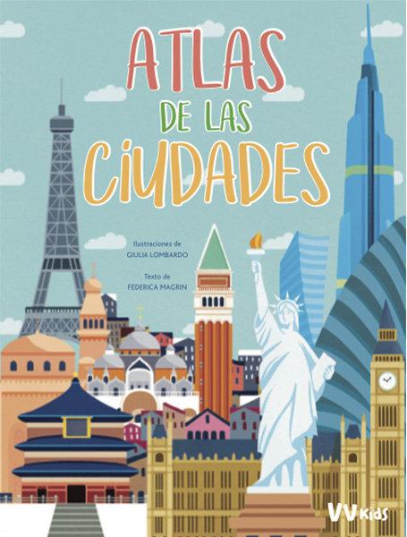Atlas de ciudades - vvkids
