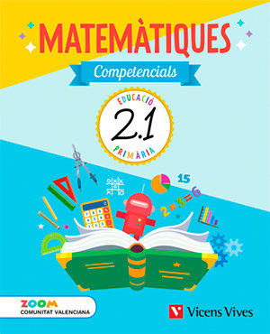 Quaderns matematiques competenc. 2ºep valen.18 zoo