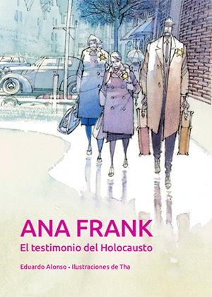 Ana frank el testimonio del holocausto