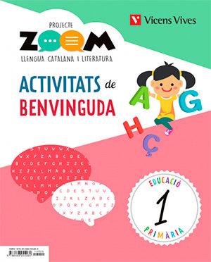 Llengua catalana 1 activitats benvinguda (zoom)