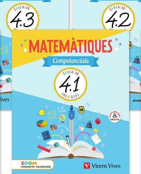 Quadern matematiques competenc.4ºep valen.19 zoom