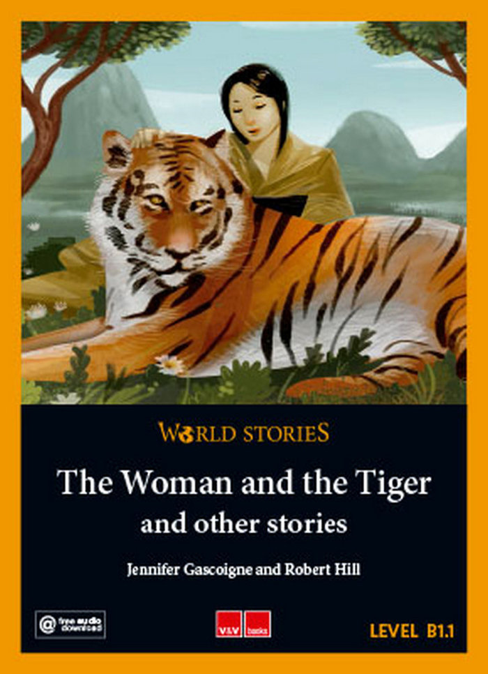 Woman and the tiger and other stories b1.1,the