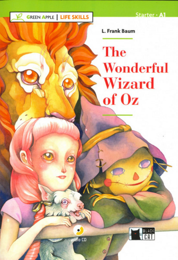 Wonderful wizard of oz ga cd life skills a1,the