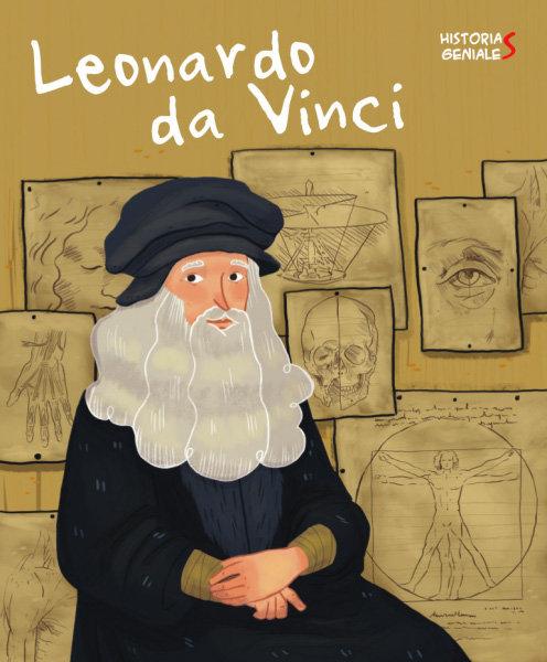 Leonardo da vinci historias geniales (vvkids)