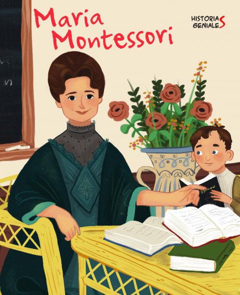 Maria montessori historias geniales (vvkids)