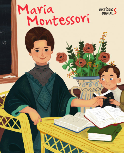 Maria montessori histories genials vvkids