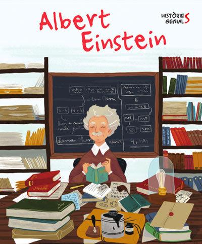 Albert einstein histories genials (vvkids)