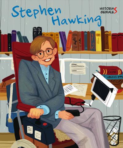 Stephen hawking histories genials (vvkids)