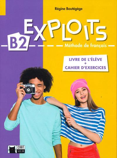 Exploits b2 2ºnb livre+cahier 20