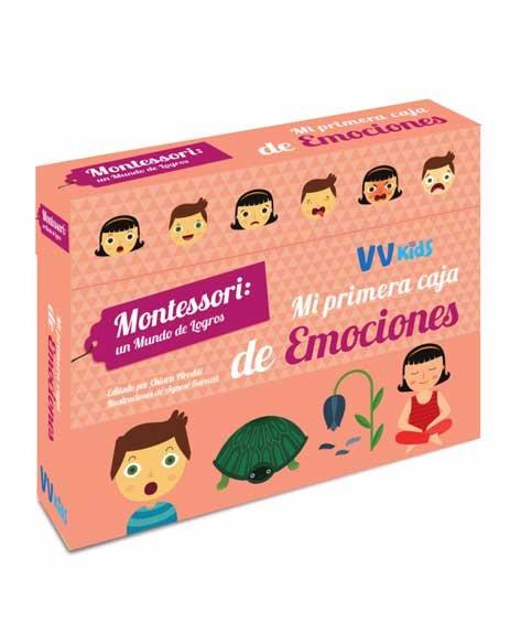 Mi primera caja de las emociones (vvkids)