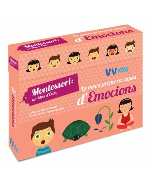 La primera capsa de les emocions (vvkids)