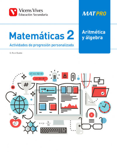Cuaderno aritmetica algebra 2ºeso 19 mat pro