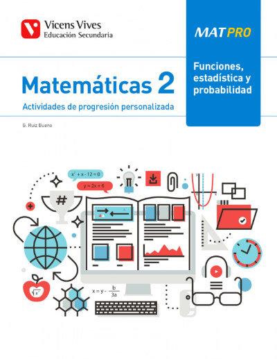 Mat pro 2 funciones, estadistica y probabilidad