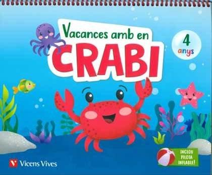 Vacances amb en crabi 4 anys