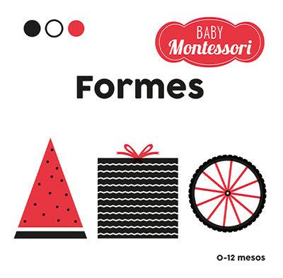 Baby montessori formes