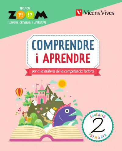 Cuaderno comprende i aprende 2ºep catalan 19
