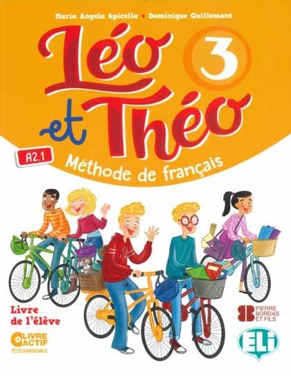 Leo et theo 3 6ºep livre a2.1 andalucia 19