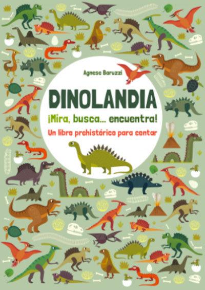 Dinolandia mira busca encuentra! (vvkids)