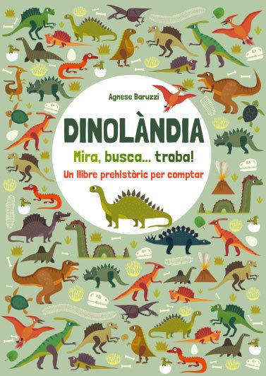 Dinolandia. mira, busca i troba (vvkids)
