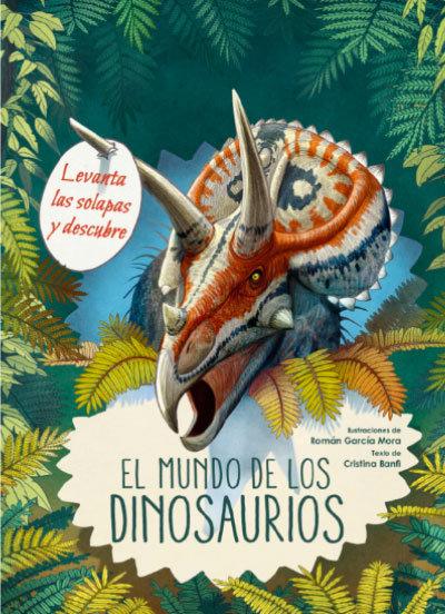 El mundo de los dinosaurios (vvkids)