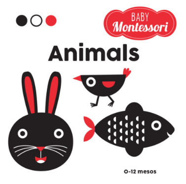 Baby montessori animals (vvkids)