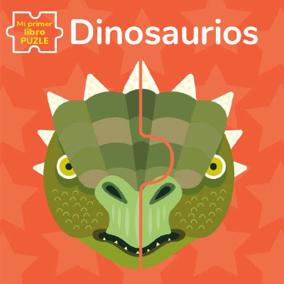 Dinosaurios mi primer libro puzle vvkids
