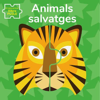 Animals salvatges el meu primer llibre pu