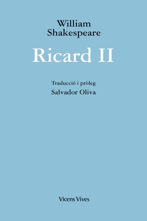 Ricard ii ed rustica catalan
