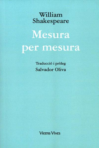 Mesura per mesura rustica