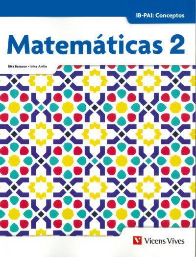 Matematicas 2. ib-pai: conceptos