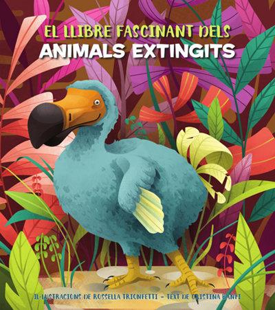 Fascinant llibre animals extingits