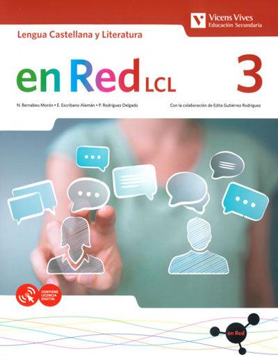 Lengua castellana 3ºeso 20 en red