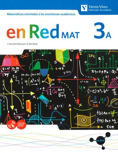 Matematicas academicas 3ºeso 20 en red