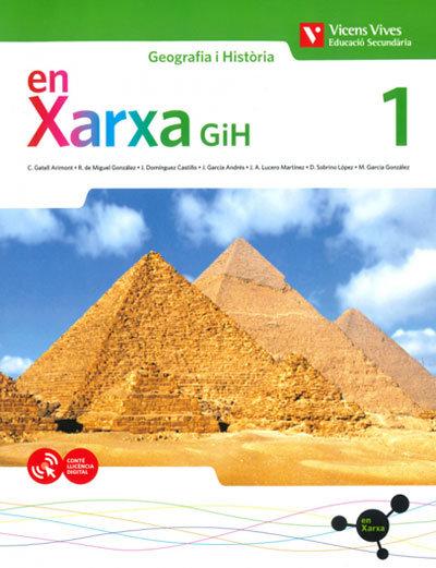 Geografia historia 1ºeso catalan 20 en xarxa