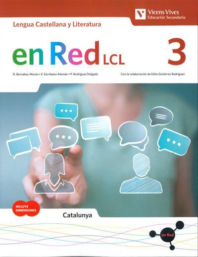 Lengua literatura 3ºeso catalan 20 en red