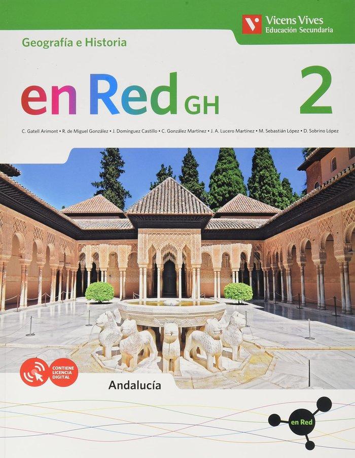Geografia e historia 2ºeso andalucia 21 en red