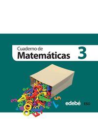 Cuaderno matematicas 3 eso 11