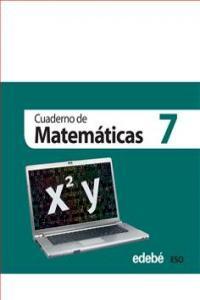 Cuaderno matematicas 7 pixel 11 3ºeso